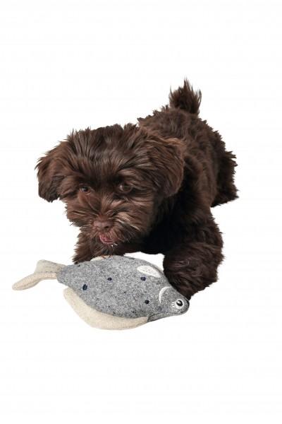 Hunter Hundespielzeug Skagen Steinbutt
