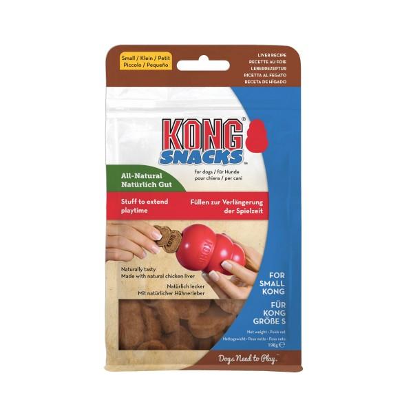 Hundesnack KONG® Snacks™ Liver, Hühnerleber