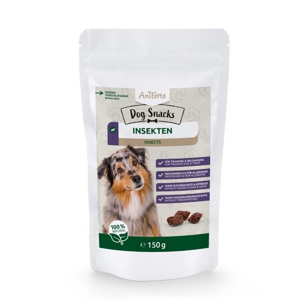 AniForte® Dog Snacks Insekten