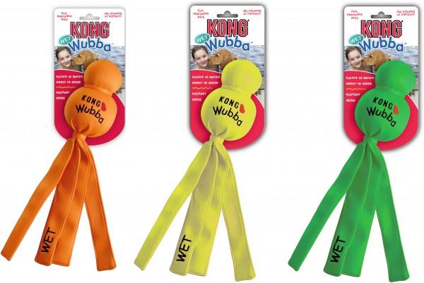 Hundespielzeug KONG® Wubba™ Wet