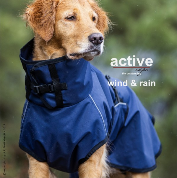 Action Factory - Active Cape wind & rain Regenmantel