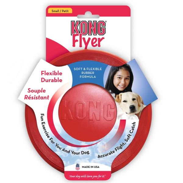 Hundespielzeug KONG® Flyer